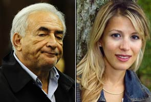 French writer accuses IMF chief Strauss-Kahn of sexual assault
