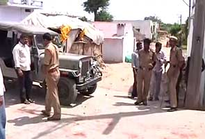 Jagan's constituency tense after gunfire, clashes with opposition TDP