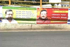 Sons not involved in contentious posters: Karunanidhi