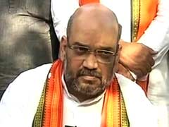 Vadra part of corruption debate, not personal attack: Amit Shah to NDTV