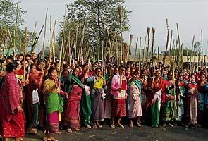 Assam poll violence: 19 dead, 13 in police firing
