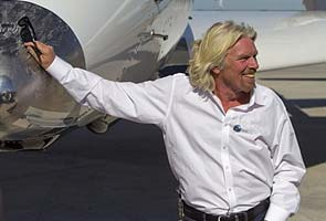 Richard Branson to fly kids to space next year
