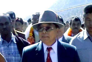 Arunachal Pradesh Chief Minister Gegong Apang was today arrested ...