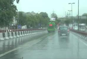 Rain expected in the evening in Delhi