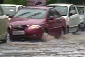No respite from rain in Delhi; waterlogging hits traffic