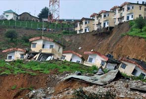 Heavy rain triggers landslide in Himachal Pradesh, three killed in Uttar Pradesh