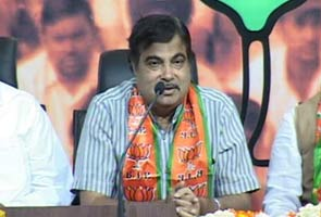 Nitin Gadkari to sue Digvijaya Singh over coal-gate allegations