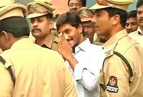 Jagan Mohan Reddy's remand extended, to stay in jail till June 25