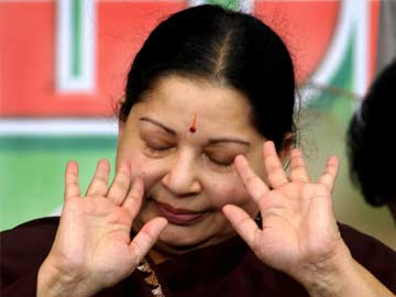 Jayalalithaa Opposes Sanskrit Week Celebrations in Schools, Writes Letter to PM