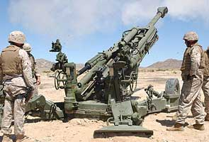 India buys new artillery guns, 27 years after Bofors