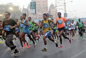 Marathon champ shuns 5-star suite to realise Olympic dream