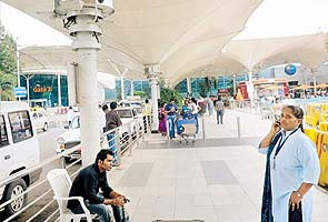 Cabbie fight at airport exposes defunct CCTVs