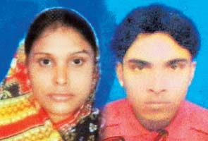 Husband burns pregnant wife after fight over bargi