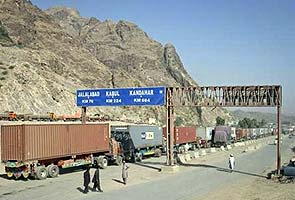 NATO trucks suspended for fifth day at Pakistan crossing