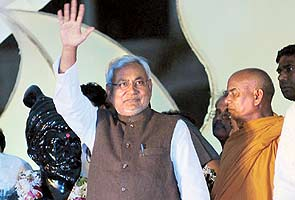 Nitish tells BJP to poach all they want, he's not worried
