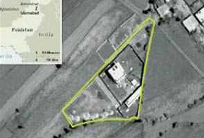 Osama house, not a pin in a hay stack