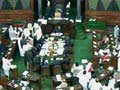 Uproar over Sri Lanka issue disrupts Parliament on last day of session