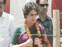 Dangerous to vest power in one man: Priyanka's jibe at Modi