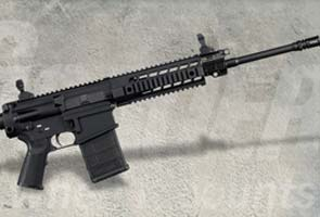 Man orders TV online, gets assault rifle instead