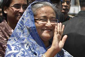 Bangladesh PM Sheikh Hasina pledges to punish online insults against Islam