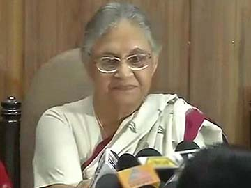Resigned as Kerala Governor Yesterday, Says Sheila Dikshit