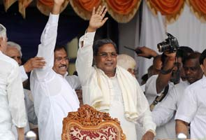 Siddaramaiah showers sops worth Rs. 4,409 cr