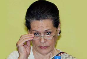 Congress authorises Sonia Gandhi to decide Presidential candidate