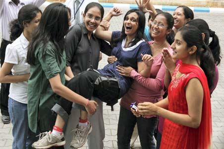 The CBSE Class-X results for