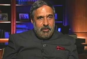 Full transcript: Commerce Minister Anand Sharma speaks to NDTV on FDI