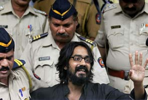 Cartoonist Aseem Trivedi refuses to apply for bail, sent to jail till September 24
