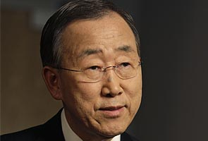 United Nations Chief 'gravely alarmed' by Syria violence