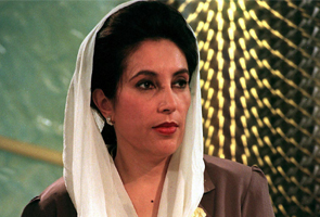 Benazir Bhutto was killed by the Taliban: Report