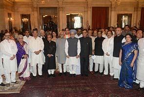 Cabinet Reshuffle Andhra Pradesh Gets Lion S Share No