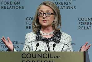 Window for Iran talks can't stay open 'too much longer', says Hillary Clinton