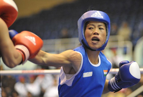 Who is MC Mary Kom?