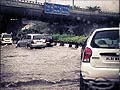 Delhi: Rains choke traffic, reports of water-logging in many areas