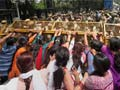 Furious protests in Delhi over 5-year-old's rape; she is better, say doctors
