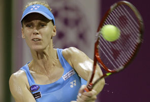 Dementieva retires after defeat in Doha