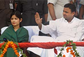 Dimple Yadav, MP? Walkover likely, Mayawati's party to skip the election