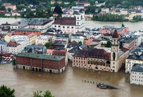 Floods in Central Europe leave four dead, several missing