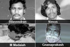 Hanging of four Veerappan associates stayed for now by Supreme Court