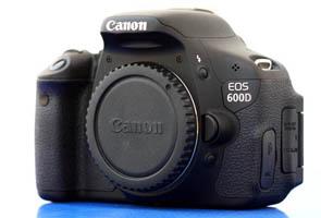 Review: Canon 600D