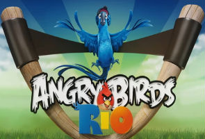 Angry Birds Rio downloaded 10 million times