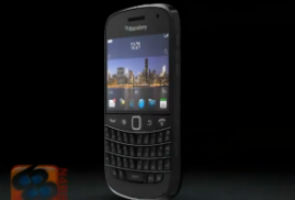 BlackBerry 9930 Bold touch leaked