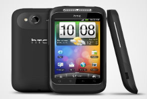 HTC Wildfire S hits Indian shores