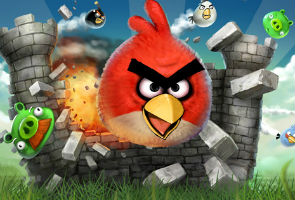 One billion downloads for Angry Birds