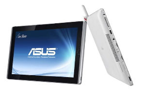 Taiwan's AsusTek launches Android-powered tablet