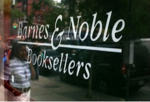 Barnes & Noble says it won't stock Amazon titles