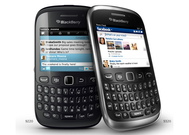 How To Hard Reset BlackBerry 9320 Curve