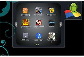 Run Android apps on Windows PC via BlueStacks App Player